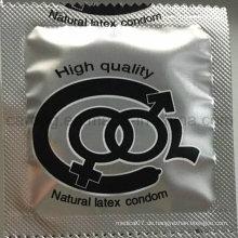 Plain Condom mit CE genehmigt