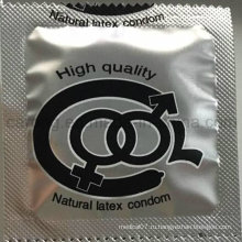 Обычный презерватив с одобренный CE