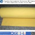 Filtro perforado aguja no tejida del filtro del polvo de Fms del agua y del aceite perforado para la industria