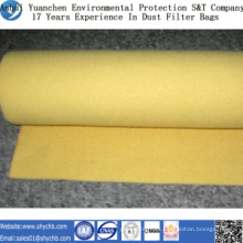 Bolsa de filtro no tejida del colector de polvo de Fms para la central hidroeléctrica