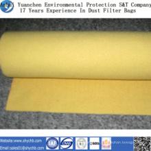 Saco de filtro não tecido do coletor de poeira do Fms para o central elétrica hidroelétrico