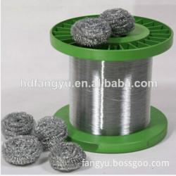 Verzinkte Drähte mit 0.22 mm Durchmesser für Topfreiniger - Bossgoo.com