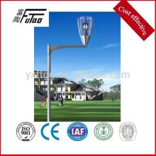 solar landscape lighting pole to garden lighting