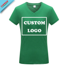 New Publicize Logo Printed Tees Women T-Shirt