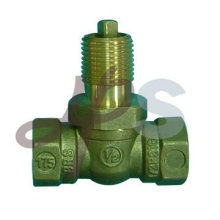 forged brass stop valve