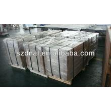 Folha de cobertura de alumínio de 4mm 6063 t6