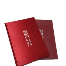 Fancy Custom Cmyk Printing Hot Stamping Photo Book Printing