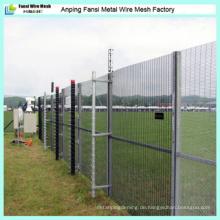 Langlebiger wasserdichter Anti-Climb-Zaun / 358 Fencing Manufacture für uns / Anti-Cut-Zaun