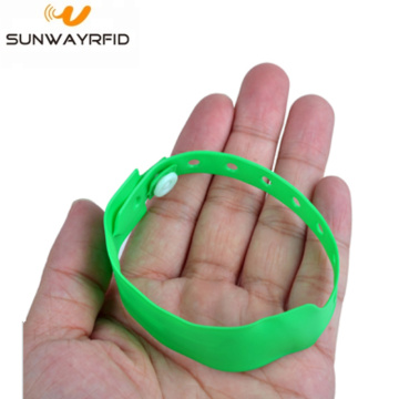 RFID EM4200 Disposable Wristbands untuk hospital
