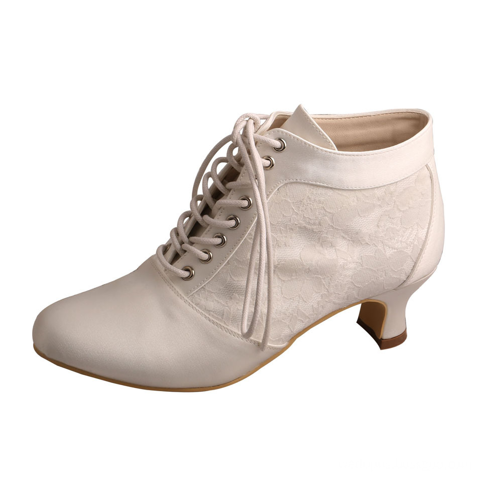 Bridal Boots Wedding