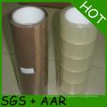 Rollo enorme transparente de la cinta de 40mic BOPP, rollo de la cinta de OPP
