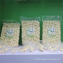 Fresh peeled Garlic Clove In 1kg Bag