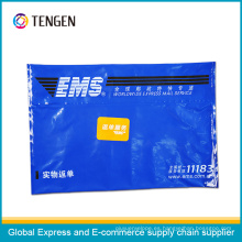 Envuelto en plástico Expreso Envoltorio de encargo Envelope de la lista de empaquetado