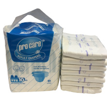 Super soft Disposable Adult Diaper Manufacturer In China
