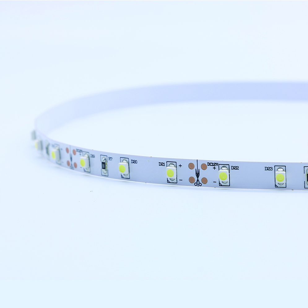 yellow green led strip