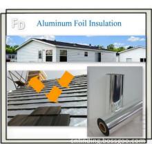 Reinforced Aluminum Foil Faced Fiberglass Cloth Tape Insulation (FD4009)