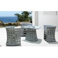 Outdoor Garden Patio Rattan Wicker Furniture Leisure Table Chair (F862)