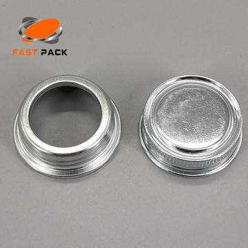 bouchon à vis en aluminium pour bidon d'huile moteur de type f