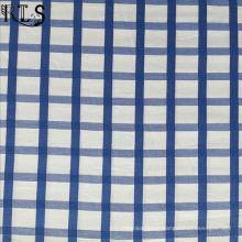 100% Cotton Poplin Yarn Dyed Fabric Rlsc60-5