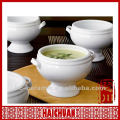 Ceramic handle soup bowl, ceramic soup bowl with handle