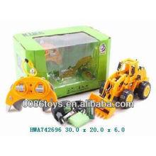 1:32 5W brinquedo bulldozer