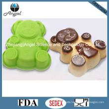 Baby Bear Silicone Baking Tool Silicone Baking Tray Sc09