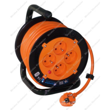 Metal Base Power Cord Reel (WD4-015)