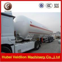 LPG Tank Sattelauflieger aus Stahl oder Aluminium