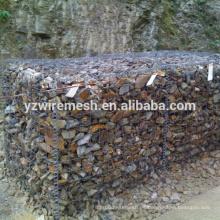 Alambre de alambre soldado galvanizado de la alta calidad de la fábrica de Hebei alambre de alambre del gabion China