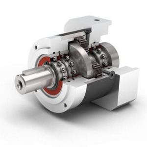Custom High Torque Coaxial Steel Planetary Gear Reducer