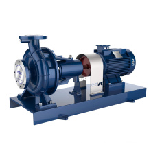 End Suction Single Centrifugal Single Suction Pump