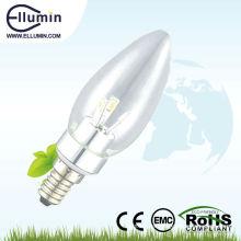 E14 LED Kerze Lampe 3W Licht