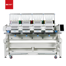 BAI 4 heads computer 1200rpm high speed embroidery machine for price