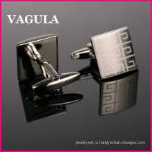 VAGULA высокое качество лазерной французский Запонки (HL10168)