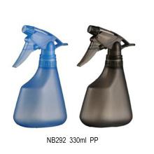 Botella plástica al por mayor del pulverizador del disparador 330ml (NB292)