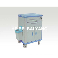 (B-70) Krankenhaus Medizin Cart für Krankenpflege Pflege