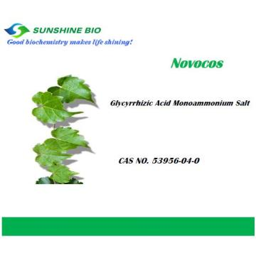 Glycyrrhizic Acid Monoammonium Salt CAS NO.53956-04-0