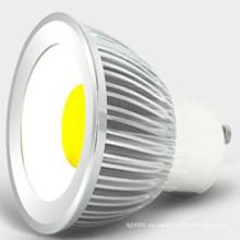 7w llevó la lámpara de la mazorca de la luz del punto del punto