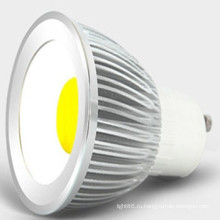 7W светодиодные пятно света GU10 cob лампы