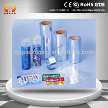 Термоусадочная пленка PETG, термоусадочная пленка ПВХ для печати этикеток