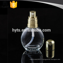 30g round cosmetic packaging empty foundation bottle for lotion cream