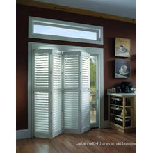 89mm Plantation Wooden Shutter (SGD-S-6145)