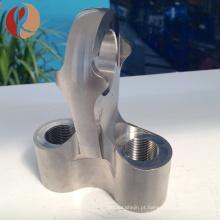 peças mecânicas usinadas e moídas CNC de titânio gr5