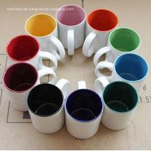 FREESUB Sublimation Printing Personalisierte Teetassen zum Verkauf