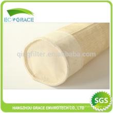 Aramid-Gewebe-gute Abnutzungs-Staubsammlungs-Filter-Socke