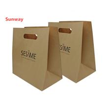 SOS Kraft paper bags