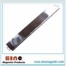 Separador magnético de placa / imán