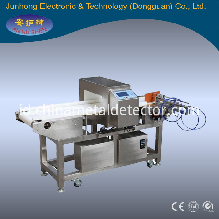 Metal Detector For Rubber Production