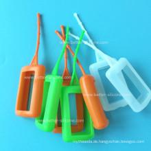 Kundenspezifischer Design-Silikon-Parfümflasche-Kasten-Abdeckung
