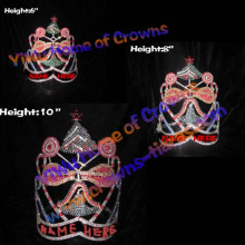 Christmas Custom Crowns Pageant Christmas Crown